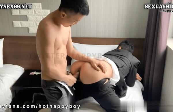 Asian Twink Sperm Soaked